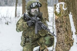 MOST MODERN Russian Army Ratnik panoramic PMK 4 gas mask with drinking system $249.00