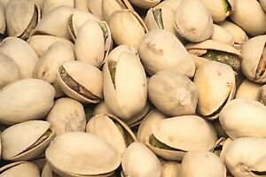 Fresh Roasted & Salted In-Shell PISTACHIOS Choose Your Weight
