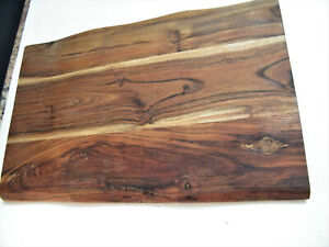 Live Edge Charcuterie Cutting Serving Board 15