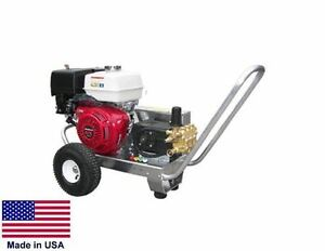PRESSURE WASHER Portable - Cold Water - 4 GPM - 3500 PSI - 13 Hp Hon