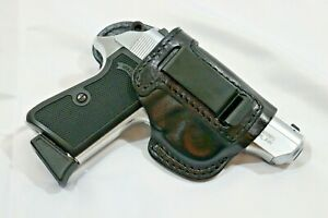 Right hand HAND Leather IWB Holster WALTHER PPK PPK S black $40.00