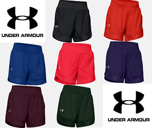 Under Armour Women's Woven Training Shorts Run Work Out Yoga FREE SHIP 1351232 $20.99