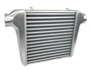 Universal Intercooler 18X12X3 2.5OD INLET OUTLET Bar and Plate $95.00