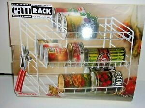 Gravity Fed Organizer Can Rack [count]