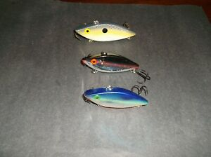 LOT OF CORDELL SUPER SPOT FISHING LURES LIPLESS RATTLIN BAITS