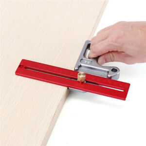 Drillpro Woodworking Angle Ruler 45 90 Degree Ruler Scribe Gauge Measuring Tool $52.39