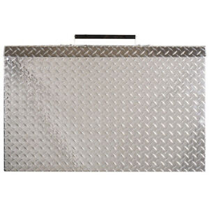 Diamond Plate Hard Cover Lid for Blackstone 36