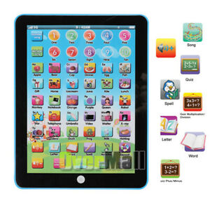 Educational Toys Baby Tablet For 1 6 year old Boy Girl Learning amp; Playing Gift $15.82