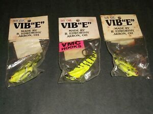 LOT OF 3 VINTAGE VIB