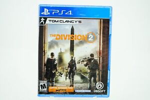 Tom Clancys The Division 2: Playstation 4 Factory Refurbished PS4 $7.27