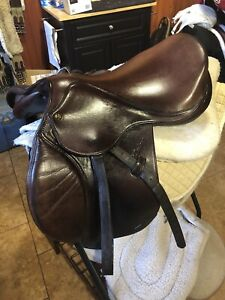 M Toulouse Anice saddle Sellier 15 3 4 $850.00