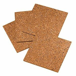 Quartet Cork Tiles Cork Board 12