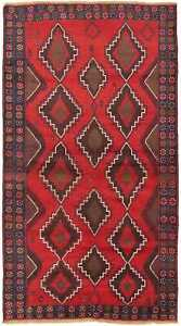 Hand-knotted Carpet 5'0