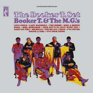 BOOKER T amp;THE MGS THE BOOKER T. SET NEW VINYL RECORD