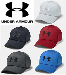 Under Armour UA Isochill Twist Stretch Fit Core Cap Hat FREE SHIP 1351415 $19.99