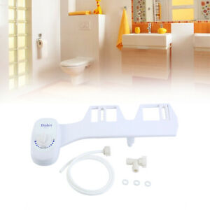 Samger Fresh Water Spray Non-Electric Mechanical Bidet Toilet Seat Attachment