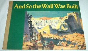 VTG 1949 Christian Faith amp; Life And So the Wall Was Built by I M McPherson Book