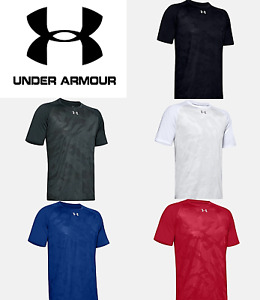 Under Armour Men's UA Tech Locker 2.0 Camo T Shirt Short Sleeve Tee 1351354 $20.99