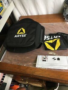 ARYSE Max Strength Support Lg Back One Pull Universal Back Brace