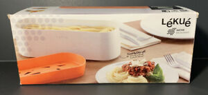 Lekue ~ Microwave Pasta Cooker ~ Any Kind of Pasta ~ Perfect For Spaghetti