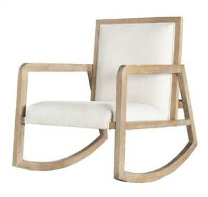 Rocking Chair in Coffee Brushed [ID 4101501]