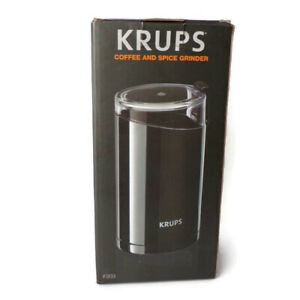 Krups Coffee and Spice Grinder Household Use Only HG0303
