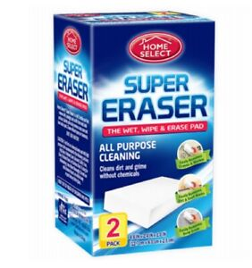 Home Select 11636-12 Super Eraser Disposable Cleaning Pads