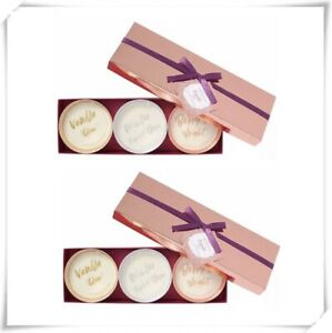 Ulta Collection Candles 3 Piece Set Lot Of 2
