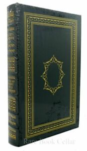 Euclid Robert Potts EUCLID'S ELEMENTS OF GEOMETRY Easton Press 1st Edition 1st