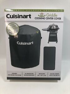 Cuisinart CGWM-003 360 Griddle Cooking Center Cover Black Outdoor Grill