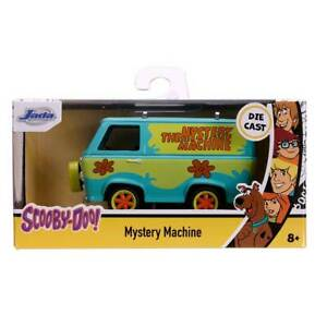 Jada Hollywood Rides: Scooby Doo Mystery Machine 1 32 Scale