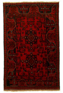 Hand-knotted Carpet 2'7