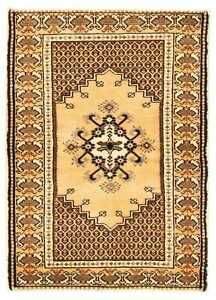 Hand-knotted Turkish Carpet 2'8