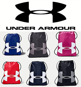 Under Armour UA Ozsee Sackpack Cinch Back Pack Bag FREE SHIP 1240539 $10.99