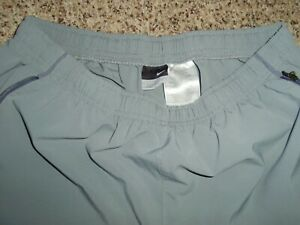 NIKE STRETCH ATHLETIC RUNNING MENS LARGE SHORTS $9.99