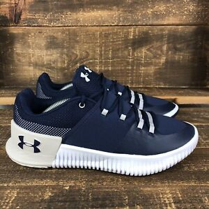 NEW Women's Under Armour Ultimate Speed Blue Athletic Shoes Size 7 $44.99