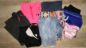 Girls Clothing lot Sz 14 16 Levi's, Adidas, Under Armour, Mudd, and more $98.00