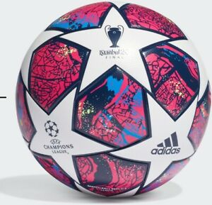 Adidas Final Istanbul 20 UEFA ChampionsLeague Match Ball authentic size 4,5 FAST