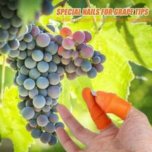 Garden Agricultural Plucking Device Finger Thumb Knife Cutting Vegetable Knife