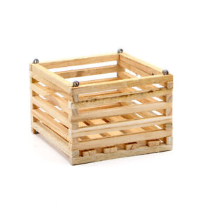 7quot; square wood mount hanging orchid basket $9.50