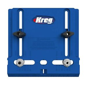 Kreg Tool Cabinet Hardware Jig for Installing Cabinet Knobs and Pulls KHI PULL $24.00