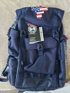 Under Armour Bag Project X Rock Freedom Regiment UA Backpack USA 1353719 410 NEW $80.00