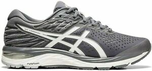 ASICS Men's Gel Cumulus 21 Running Shoe, Metropolis White, 11.5 D M US $49.99