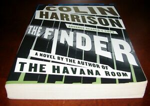 The Finder Colin Harrison * Advance Copy ARC * 1st Edition Uncorrected Proof $21.00