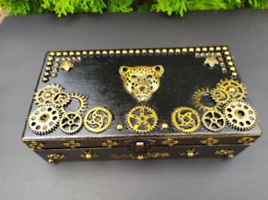 Steampunk Banknote Box Home Decor Pre Owned $575.00