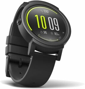 Ticwatch E Most Comfortable Smartwatch Shadow1.4quot; OLED Display GoogleAssistant $42.85