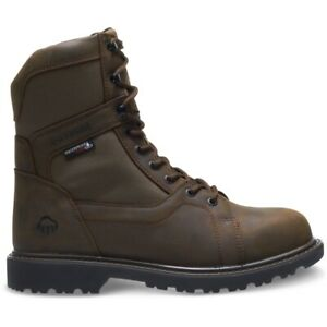 Wolverine Men Blackhorn Insulated Waterproof 8quot; Boot $73.49