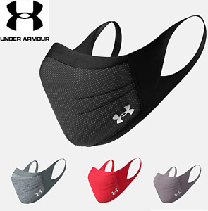 Under Armour Sports Mask Protective Gear Face Covering NEW FREE SHIP 1368010 $24.99
