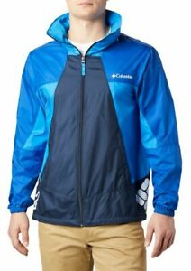 COLUMBIA Point Park WIndbreaker NEW FREE SHIPPING