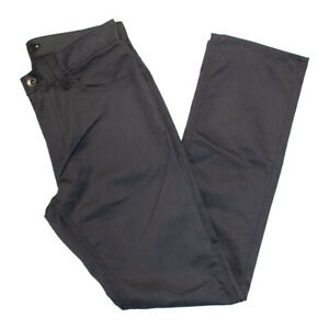 Vans quot;AVE Covinaquot; Twill Pants New Charcoal Sturdy Strecth Pants